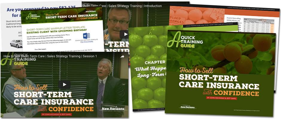 Short-Term Care Marketing Kit